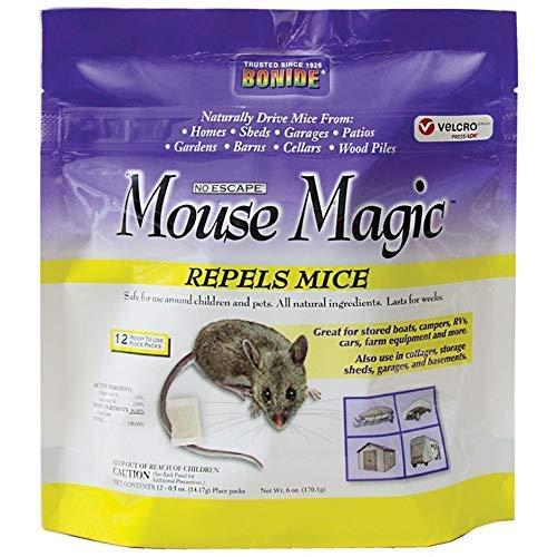 Bonide Mouse Magic Mouse Repellent