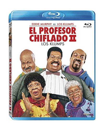 El Profesor Chiflado 2 [Blu-ray]