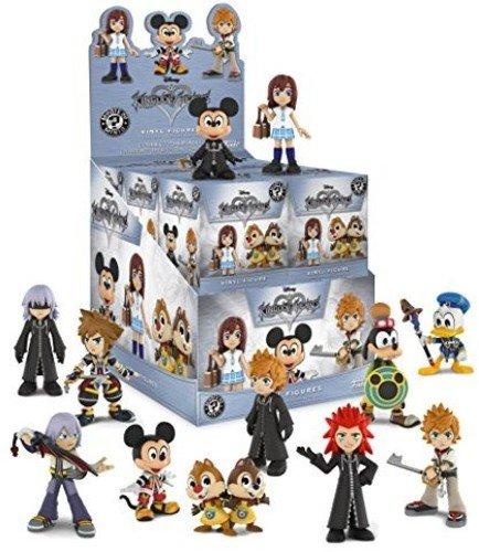 Figura Mystery Minis Disney Kingdom Hearts , color/modelo surtido