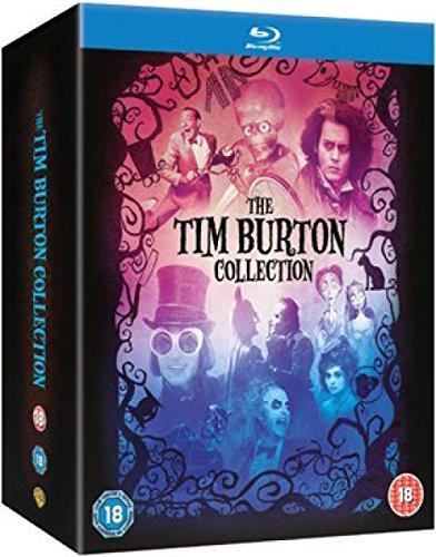 Tim Burton Collection - 8-Disc Box Set ( Batman / Batman Returns / Beetlejuice / Mars Attacks! / Pee-wee's Big Adventure / Char