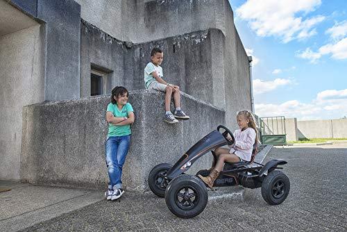 BERG Kettcar Black Edition BFR Special Gokart - 3