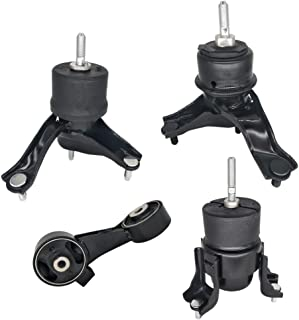 Engine and Transmission Motor Mount Fits 2004 2005 2006 Toyota Camry 3.0L 4PCS A4203 A4212 A4207 A4236