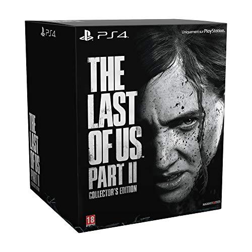 Sony, The Last of Us Part 2 sur PS4, Jeu d'action et d'aventure, Édition Collector, Version physique, En français, 1 joueur, PEGI 18