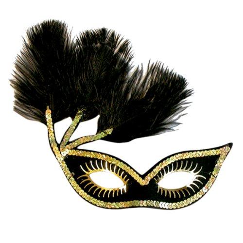 Eyemask: Can Can Black [Jouet]