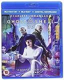 Ghost In The Shell (2D Bd + 3D Bd+Itunes) [Edizione: Regno Unito] [Reino Unido] [Blu-ray]