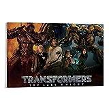 Poster su tela per camera da letto, 20 x 30 cm, motivo: DRAGON VINES Transformers Autobot Optimus Prime University