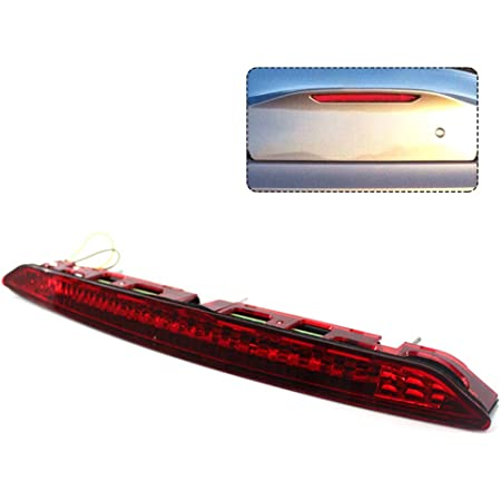 Gecheer Bremsleuchte Hinten Bremslicht Hinten R/ücklicht Blinklicht Wasserdicht Beleuchtung Hinten Kompatibel mit BMW 2002-2008 E85 Z4 63256917378