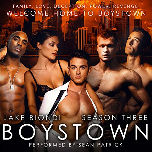 Boystown: Season Three audiobook cover art
