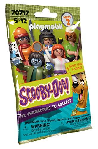 PLAYMOBIL SCOOBY-DOO! 70717 Mystery Figures (Series 2), Ab 5 Jahren