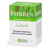 Lactovit Integratore alimentare naturale per il benessere della pelle e l'acne 50 cps