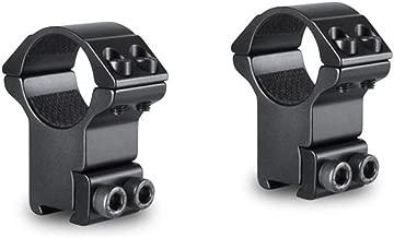 Hawke Sport Optics 2pc 1in. 9-11mm High, Black