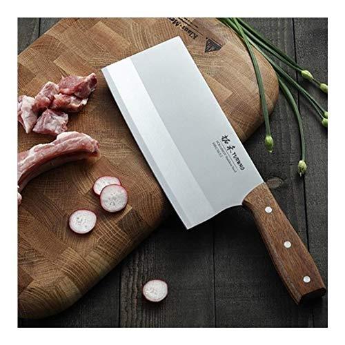 MJTCJY 8 Cleaver Metzger-Messer-Edelstahl-Küchenmesser sehr scharfe...