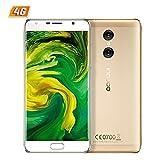 Innjoo Fire 4 Plus Smartphone (2+32Gb) Dual Sim 4G 5,5' Fhd IPS Dual Cámara De 13Mpx Octacore 1.5Ghz Sensor De Huellas Oro