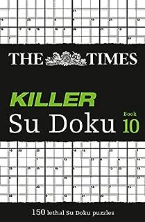 The Times Killer Su Doku Book 10