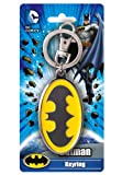 DC Comics Batman Color Pewter Logo Porte-clés