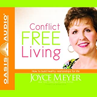 Conflict Free Living cover art