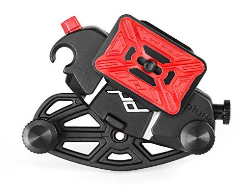 Peak Design CP-2CapturePro mit Platte, PROplate schwarz