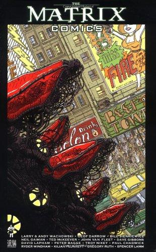 The Matrix Comics 1