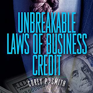 Unbreakable Laws of Business Credit cover art