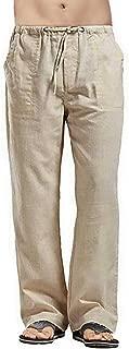 Men Splicing Printed Overalls Casual Pocket Sport Work Casual Comfort Trouser Pants