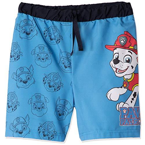 Paw Patrol - Bañador para niño (2-8 años), diseño de Marshall Azul azul 8 años