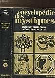 ENCYCLOPEDIE DES MYSTIQUES T3