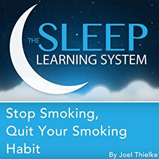 Stop Smoking, Quit Your Smoking Habit with Hypnosis, Meditation, and Affirmations audiobook cover art