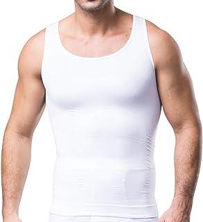 Sodacoda Men´s Business Slimming Seamless Compression Undershirt