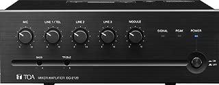 TOA BG-2120 120 Watt Mixer Amplifier