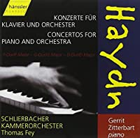 Concertos for Piano and Orches