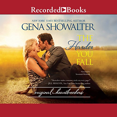 The Harder You Fall audiobook cover art