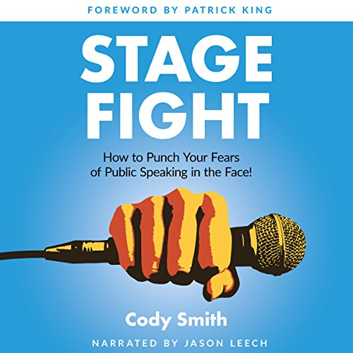Stage Fight audiobook cover art