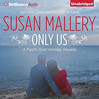 Only Us audiobook cover art