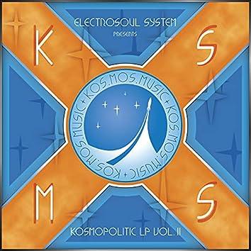VA Electrosoul System Presents Kosmopolitic LP Vol.II