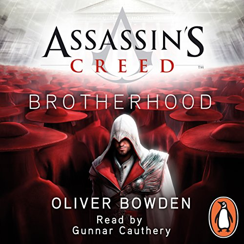 Assassin's Creed: Brotherhood audiobook cover art