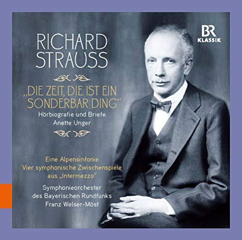 """Richard Strauss: \""""Die Zeit, die ist ein sonderbar Ding\"""""""