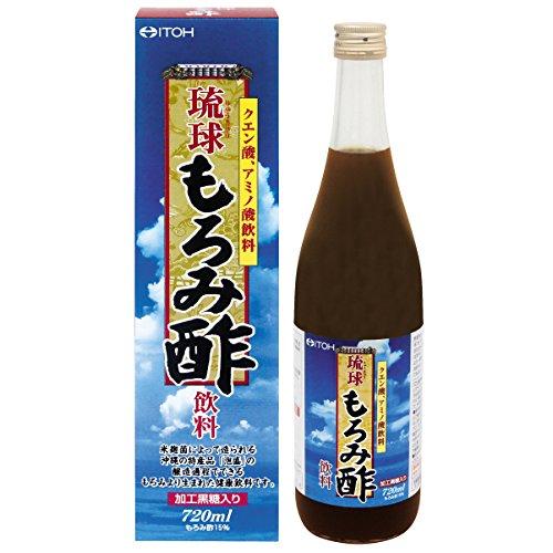 琉球もろみ酢 720ml [井藤漢方製薬] 瓶