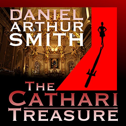 The Cathari Treasure audiobook cover art