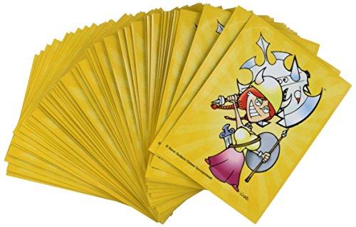 Steve Jackson Games SJG5603B Munchkin Juego de Mesa de Flores con Mangas para Cartas
