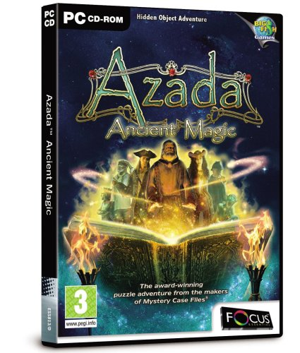 Azada: Ancient Magic (PC CD) [Importación inglesa]