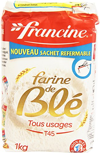 farine francine leclerc