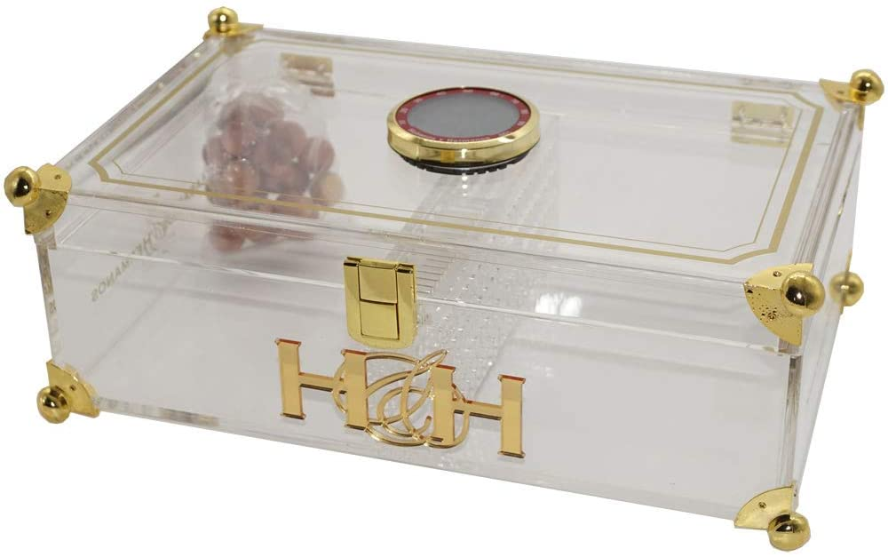 Prisma Collection - Ranking TOP9 Cigar Today's only Crystal Humidors Lawyer Clear