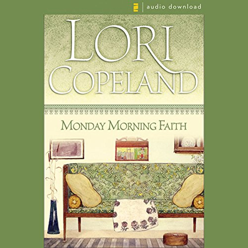 Monday Morning Faith  audiobook cover art