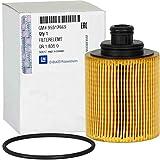 Pièces de rechange originales OPEL, filtre à huile 55588497 ASTRA J K INSIGNIA MERIVA B MOKKA ZAFIRA C
