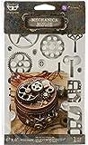 Prima Marketing Finnabair - Moldes para decoración (12,7 x 20,3 cm)