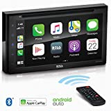 BOSS Audio Systems BVCP9690A Apple CarPlay Android Auto Car Multimedia DVD Player