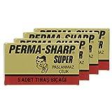 20 cuchillas de afeitar Perma-Sharp Super