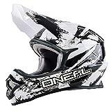 O'NEAL 3 Series Motocross Enduro MTB Helm Shocker...