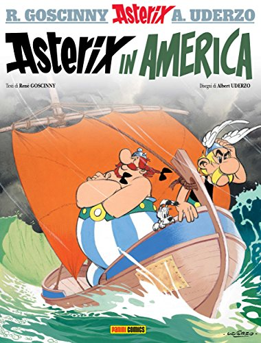 Asterix in America (Italian Edition)