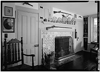 Photo: William Pepperrell House,State Route 103,Kittery Point,York County,ME,Maine,9